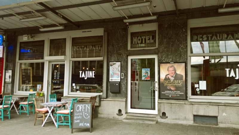 Bad republic minga tuin om stationsbuurt kansen te geven for Cuisine yousra